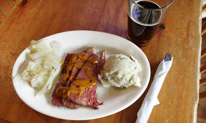 McCreary's Irish Pub & Eatery - FRANKLIN: $10 for $20 Worth of Irish Food and Drinks at McCreary's Irish Pub & Eatery