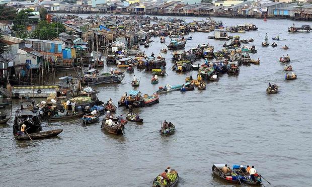 Vietnam: Stay in Ho Chi Minh City 6
