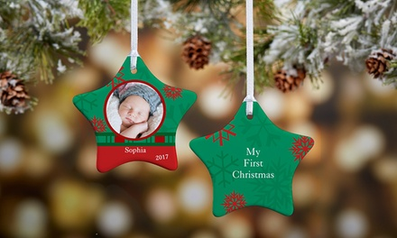 Personalized Star Ornament from Personalization Mall (71% Off)