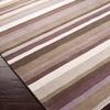 Surya Striped Wool Area Rugs