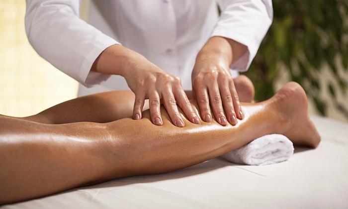 Full-Body Massage - Spa Equilibri  Groupon-4550