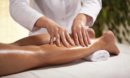 3 o 5 masajes a elegir entre varias especialidades desde 29,95 € en La Factoría Saloon