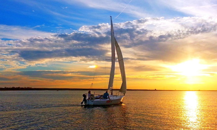 Sail Dallas - Lewisville: Two-Hour Introduction to Sailing Lesson for One or Two from Sail Dallas (Up to 52% Off)