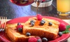 Balancoire - Mission: French and Creole Food at Brunch or Dinner at Balançoire (Up to 52% Off). Four Options Available.
