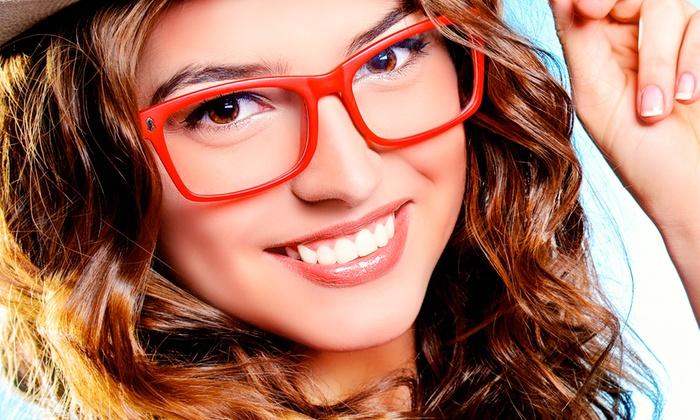Vista Più - Più sedi: Un paio di occhiali da vista o da sole con montatura e lenti a scelta da 39 € invece di 200