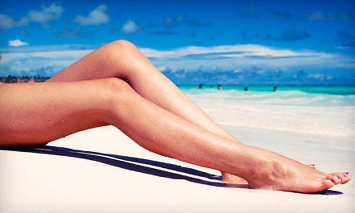 Candace & Co. LLC - Georgetown: One, Three, or Five Airbrush-Tanning Sessions at Candace & Co. LLC (Up to 56% Off)