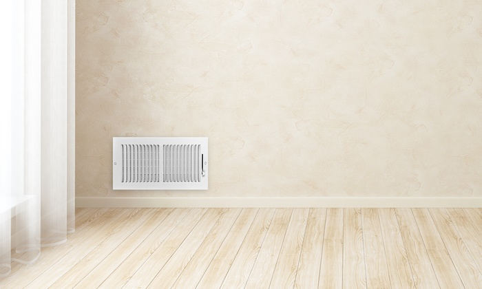 Captain Duct - Chicago: Air-Duct Cleaning Package with Option for Dryer-Vent Cleaning from Captain Duct (Up to 83% Off)