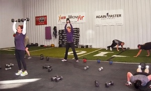 Crossfit Templum: One Month of Unlimited CrossFit Classes for One or Two at CrossFit Templum (76% Off)