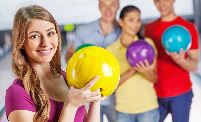 2 Stunden Bowling für bis zu vier, sechs oder acht Personen inkl. Leihschuhen bei Bowling im CORSO Hellersdorf ab 9,90 €