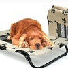 $29.99 for a Foldable or Canopied Pet Cot