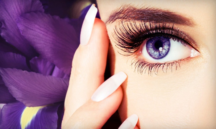 The Makeup Loft - Plymouth: $99 for One Set of Eyelash Extensions at The Makeup Loft ($200 Value)