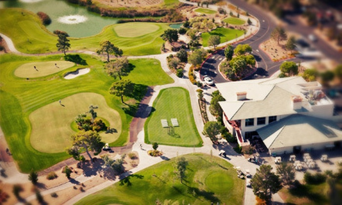 Wildhorse Golf Club - Green Valley North: 18-Hole Round of Golf with Cart Rental for One, Two, or Four at Wildhorse Golf Club (Up to 68% Off)