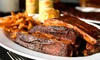 Cock Pit Barbeque - Columbia: $15 for Three Groupons, Each Good for $10 Worth of Barbeque Favorites at Cock Pit Barbeque ($30 Value)