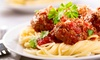 Mama Rosina's - Bound Brook: $20 for $40 Worth of Italian Dinner for Two or More at Mama Rosina's