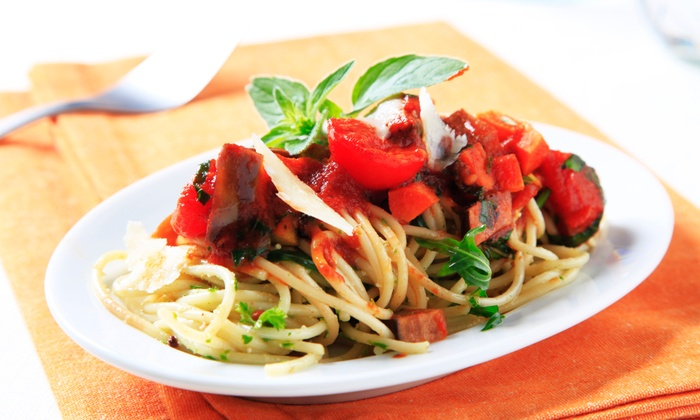 Ciao Italian Restaurant - Downtown: $10 for $20 Worth of Italian Food at Ciao Italian Restaurant
