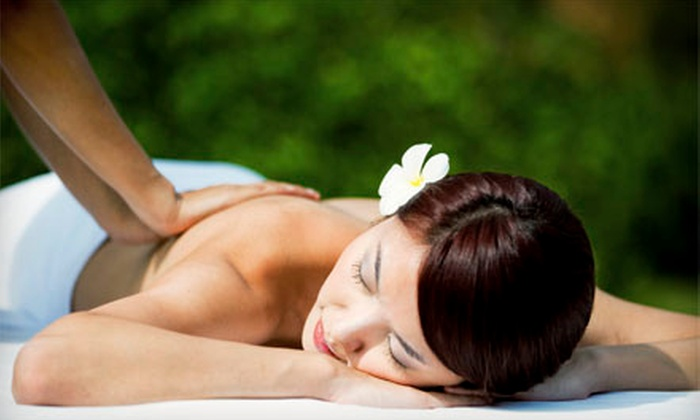 Willow Healing - Palma Ceia West: One or Three Custom Massages at Willow Healing (Up to 53% Off)