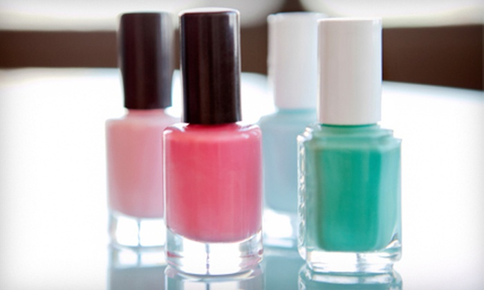 Nikki's Nails and Spa - Mission Hills South: Gel Manicure or Gel Mani-Pedi at Nikki's Nails & Spa (Up to 56% Off)