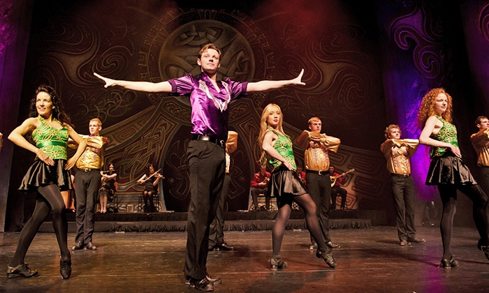 """""""Rhythm of the Dance"""" - Abbotsford Centre: C$21 to See """"Rhythm of the Dance"""" on March 25 (Up to C$42.75 Value)"""