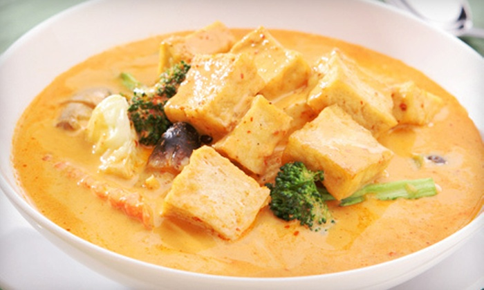 Tasty Thai Take Out - Pelham: $15 for $30 Worth of Thai Fare at Tasty Thai Take Out in Fonthill