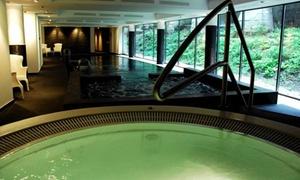 Osmose Fitness & Spa: Toegang tot spa en verzorgingen voor 2 personen optie massage gezichtsverzorging of peeling