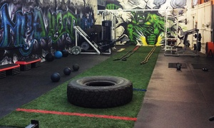 Raw Iron Gym: Four Weeks of Unlimited Boot-Camp Classes at Raw Iron Training (75% Off)