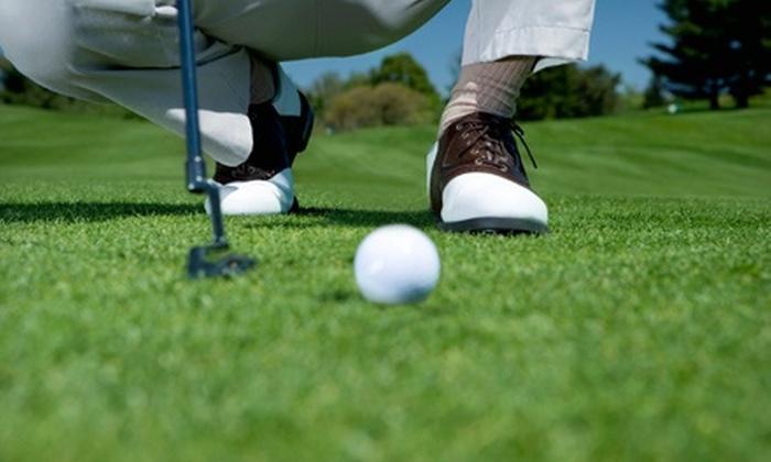 Villa de Paz Golf Club - Villa De Paz: Round of Golf for Two or Four Including a Cart at Villa de Paz Golf Club (Up to 52% Off)