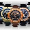 Weil & Harburg Swiss Chronograph Crowe Men's Watches