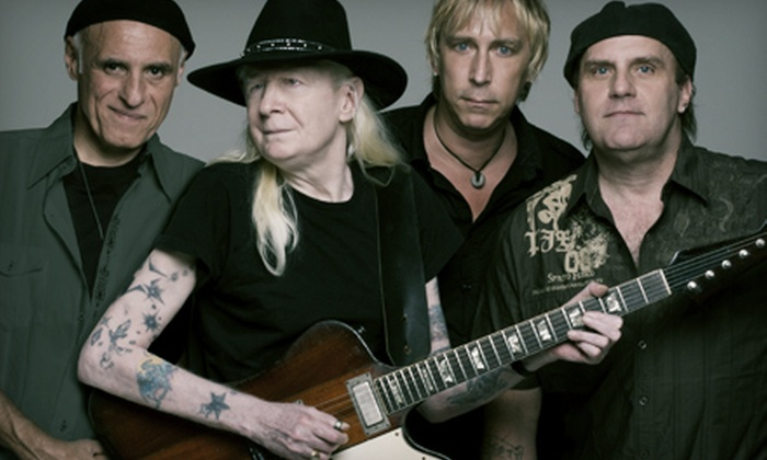 Johnny Winter - River West: Johnny Winters at Tower Theatre on July 22 at 7:30 p.m. (Up to 52% Off). Two Seating Options Available.