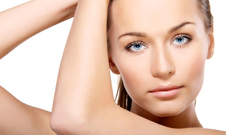 One or Two Alkaline Chemical Peels with Gold Flake Masks at Ageless Beauty Center (Up to 60% Off)