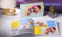 1 livre photo A4 épais personnalisable de 120, 140 ou 160 pages avec eColorland dès 9,99 € (jusquà 90% de réduction)