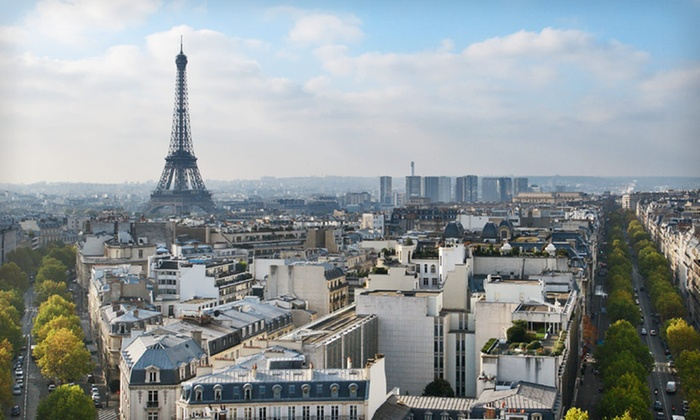 Paris and Rome Vacation with Round-Trip Airfare - Paris: Seven-Day Paris and Rome Vacation with Round-Trip Airfare from Go-today