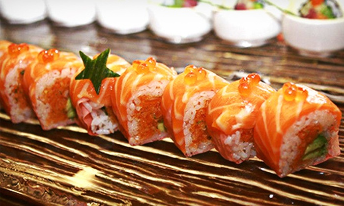 Nami - Federal Hill: Japanese Food and Drinks at Nami (Half Off). Two Options Available.