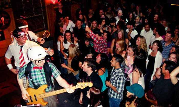 Powerhouse Pub - Folsom: Admission for 2 or for 10 with Optional Reserved Table and Bottle Service at Powerhouse Pub (Up to 61% Off)
