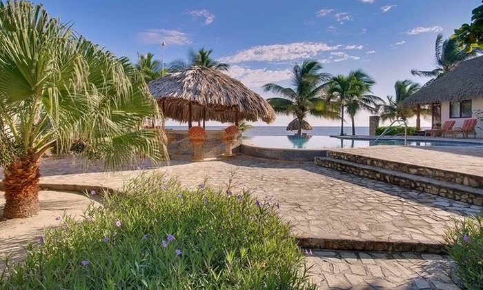 Almond Beach Resort & Spa - Belize: 4- or 6-Night Stay for Two in an Ocean-View or Beachfront Room or 7-Night Package at Almond Beach Resort & Spa in Belize