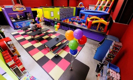 Party Package for Up to 20 Kids and 20 Adults at Boingo's (50% Off). Two Options Available.