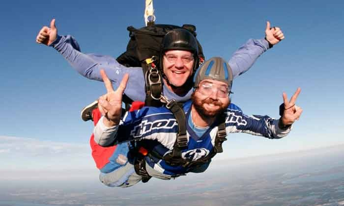 World Skydiving Center - Kenosha: Skydiving for One or Two from World Skydiving Center (Up to 40% Off)