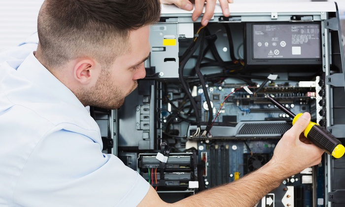 Tulsa Computer - Multiple Locations: $39 for $90 Worth of Drop-Off, On-Location, or Remote-Access Computer Repair Services from Tulsa Computer