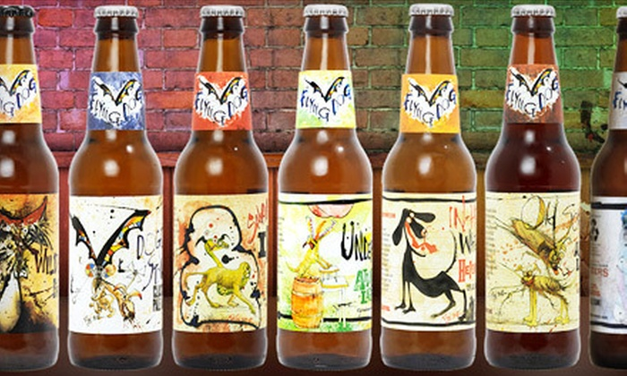 Flying Dog Bacon and Beer Tasting - Lutherville - Timonium: Flying Dog Beer and Bacon Tasting for One or Two at Eleven Courses (Up to 65% Off)