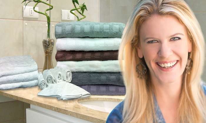 Alex McCord Towels: Alex McCord Bath Sheet or 10-Piece Towel Set (Up to 72% Off). Free Shipping. Six Colors Available.