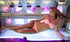 Aruba Tan - Austin: Two Spray Tans or One Month of Unlimited UV Tanning at Aruba Tan (Up to 56% Off)