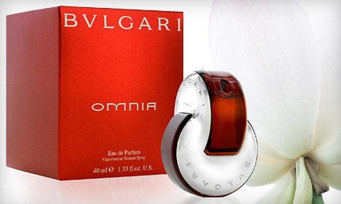Bvlgari Omnia Women's Perfume: $25 for a 1.33-Ounce Bottle of Bvlgari Omnia Eau de Parfum ($64 List Price)