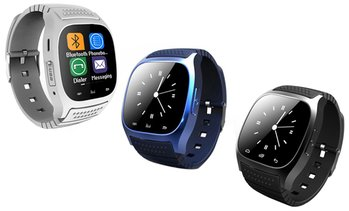 Intelligent Bluetooth Smartwatch