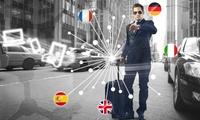 Online-Sprachkurs Englisch, Spanisch, Französisch, Deutsch oder Niederländisch bei Captain Language (bis zu 96% sparen*)