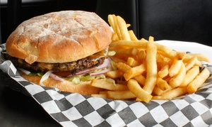 Burger Time Boise : Burgers, Sandwiches, and Shakes at Burger Time Boise (Up to 45% Off). Two Options Available.