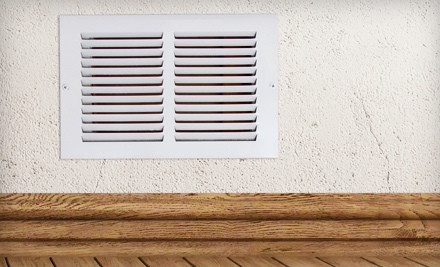 $ 49 for a Whole-House Air-Duct Cleaning with a Dryer-Vent Cleaning and an AC Checkup from It's Duct Time ($ 318 Value)