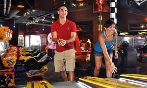 Game Time - Mary Esther: $19 for a Two-Hour Unlimited Video Game Card and 60 Credits at GameTime ($45 Value)