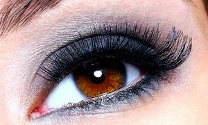 Chez La Femme Salon: Full Set of Eyelash Extensions with Optional Touchup Session at Chez La Femme Salon (60% Off)