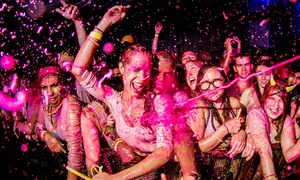 Life in Color: Life in Color Big Bang World Tour  (Friday, September 25, at 6 p.m.)
