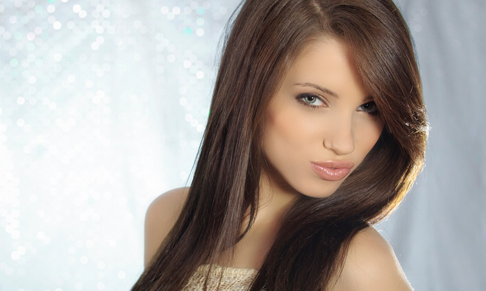 Brittany Krenz at Desert Blossom Salon & Boutique - Downtown Mesa: Brazilian Blowout Package for Short or Long Hair from Brittany Krenz at Desert Blossom Salon & Boutique (Up to 77% Off)