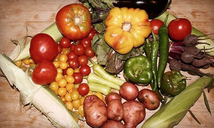 Good Life Farm - Darnestown: Community-Supported Agriculture Membership with One or Three Shares of Local Produce at Good Life Farm (Up to 63% Off)